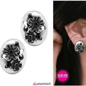 Classy Clip-On Earrings - Fashion Accessories